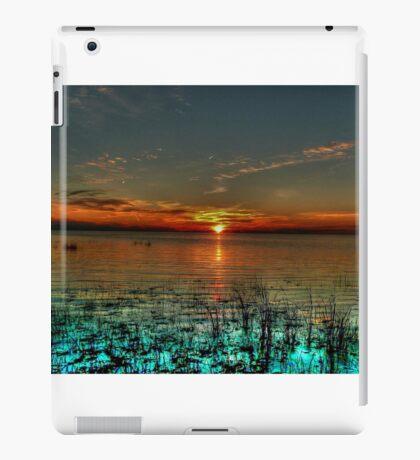 Opalescent Sunset iPad Case/Skin