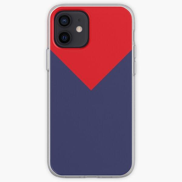 Melbourne Demons colours iPhone Case iPhone Soft Case
