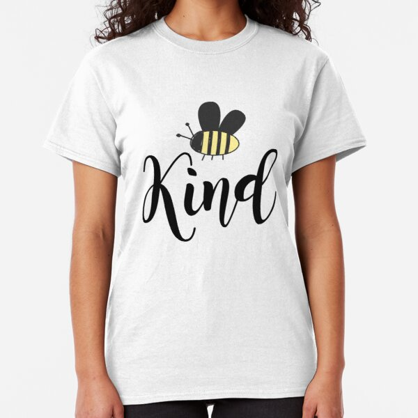 Bee Kind Hoodie Funny Sweatshirt Yoga Bee Kind Humble Kindness Bees