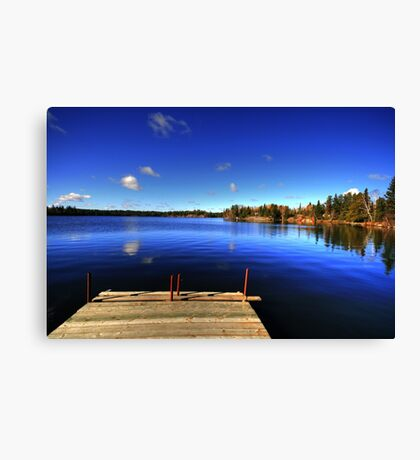 Brereton Lake Canvas Print