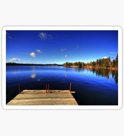 Brereton Lake Sticker