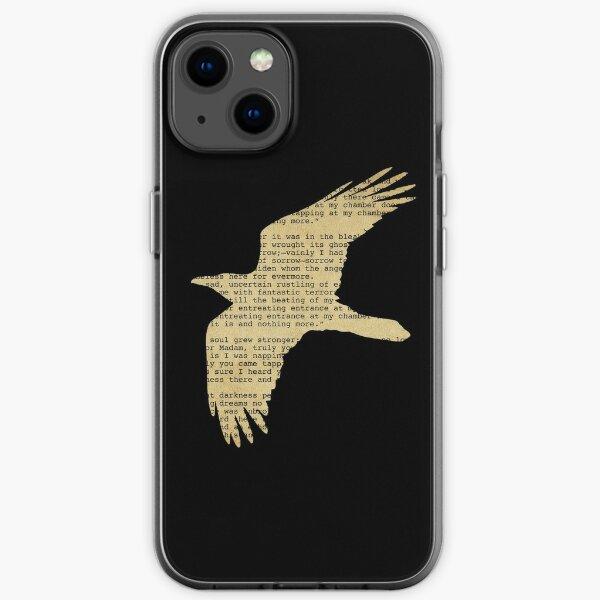 Edgar Allen Poe - The Raven iPhone Soft Case