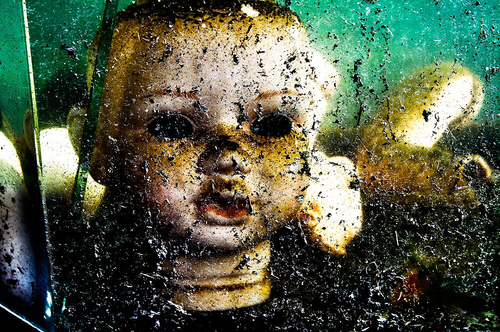 Mercurial Head- In Water by Maurice FitzGerald