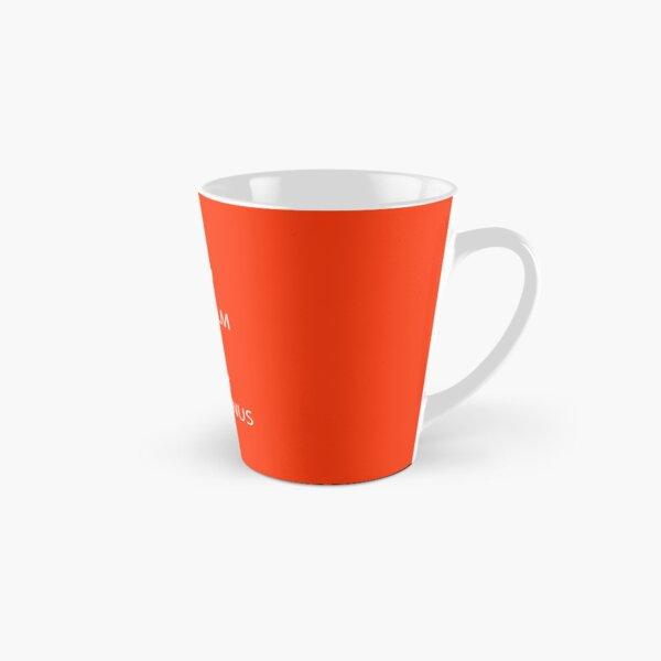 Keep Calm And Pay Up On Keratoconus Sticker - Mug t-shirt - Awareness - Funny Message Tall Mug
