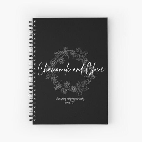 C&C Herb Wreath Spiral Notebook