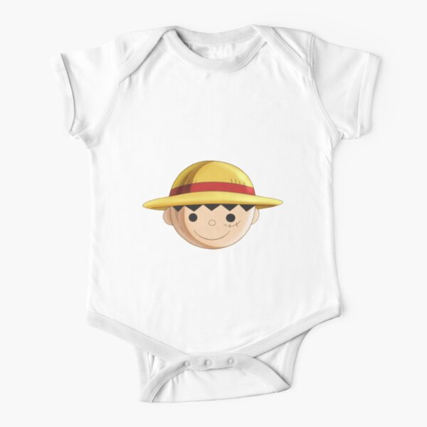 One Piece Luffy Body manches courtes