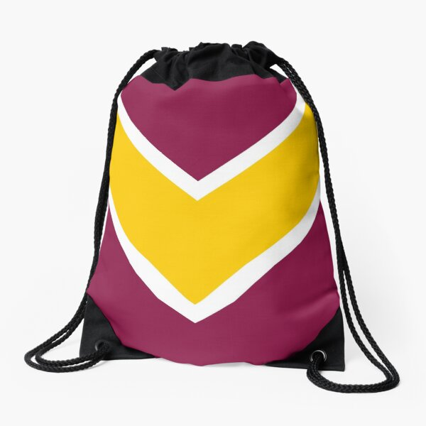 Brisbane Bears guernsey colours iPhone Case/Cover Drawstring Bag