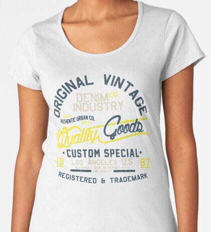 Los Angeles Original 1987 Premium Scoop T-Shirt