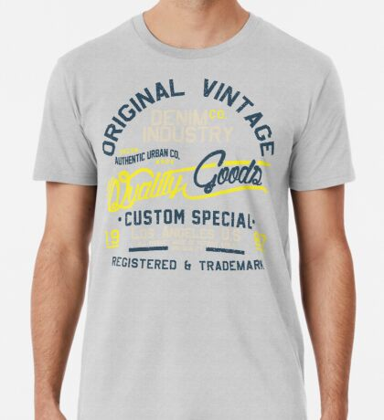 Los Angeles Original 1987 Premium T-Shirt