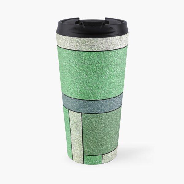 Green Composition By Hurmerinta Travel Mug