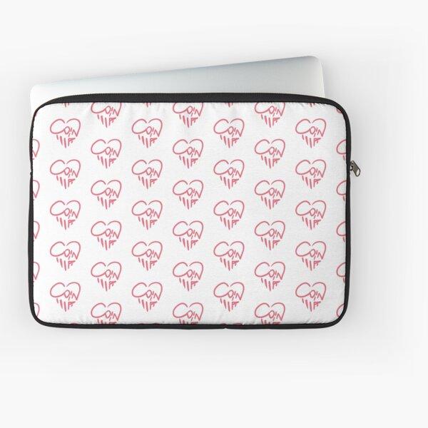 tetrip of Love Laptop Sleeve