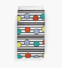 Dot Modern Duvet Cover