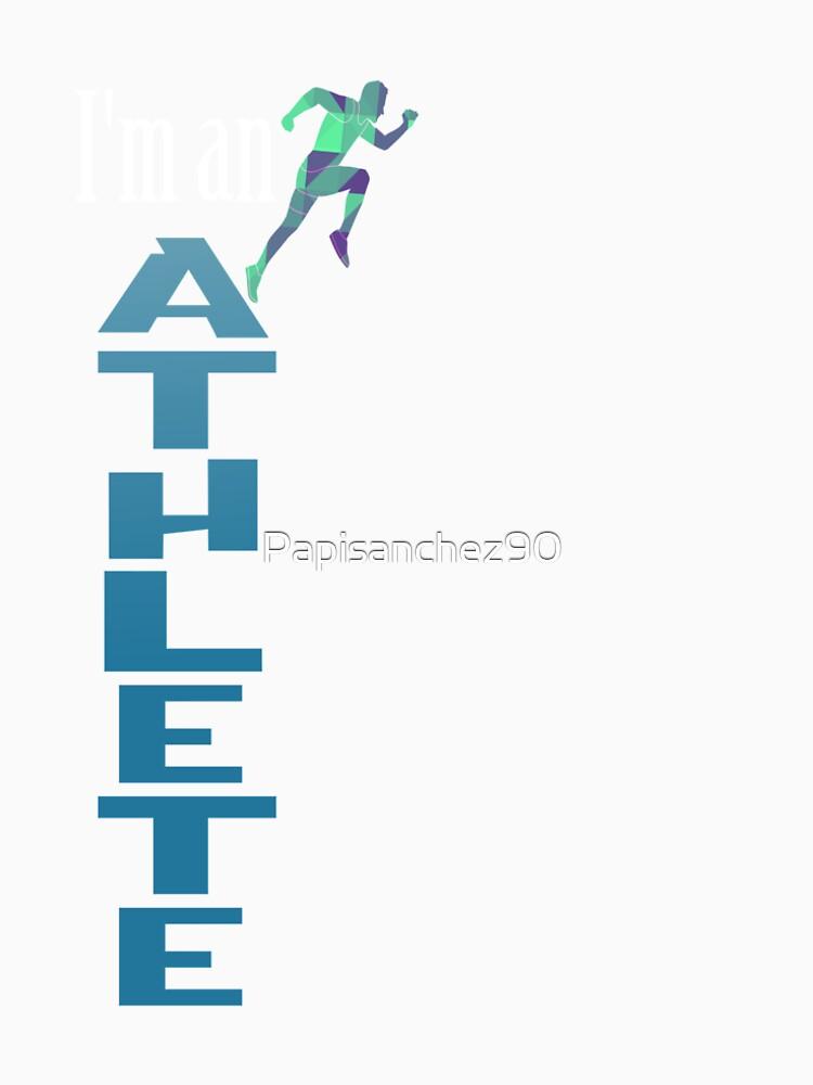 Athlete Sport von Papisanchez90
