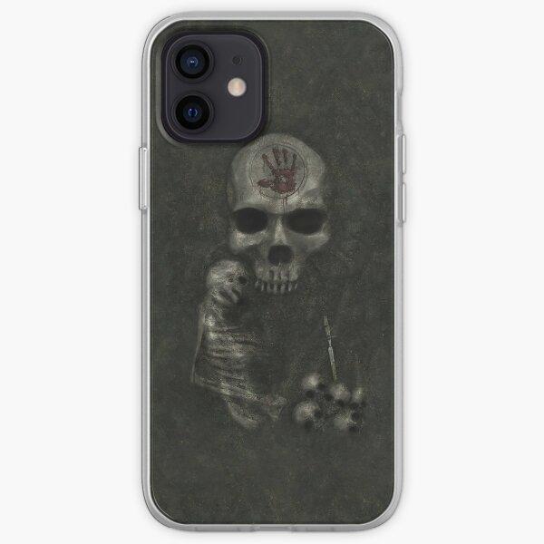 Dark Brotherhood Door iPhone Soft Case