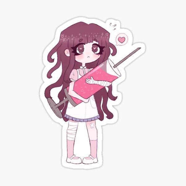 Mikan Tsumiki Sticker