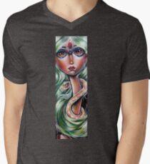 Echidna Men's V-Neck T-Shirt