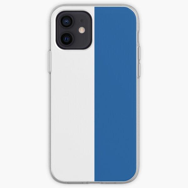 Blackburn Rovers kit colours phone case/cover iPhone Soft Case
