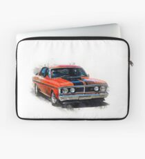 Red XY Ford Falcon GT Laptop Sleeve