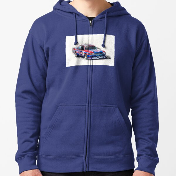 Allan Grice Group C Commodore Zipped Hoodie