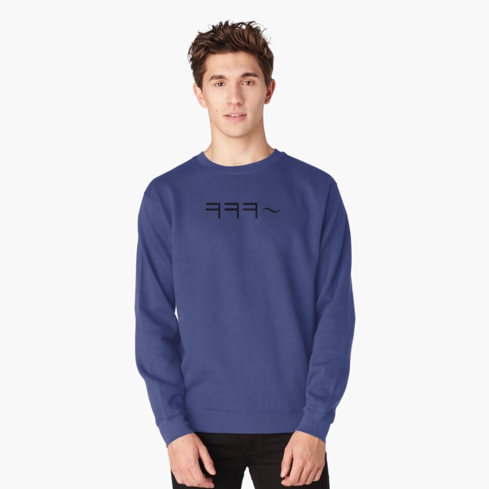 Korean laugh Pullover Sweatshirt