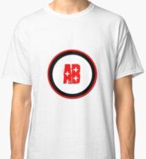 Blood Type AB +  Classic T-Shirt
