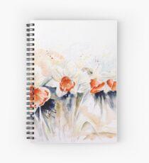 Dancing Daffodils Spiral Notebook