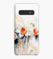 Dancing Daffodils Case/Skin for Samsung Galaxy