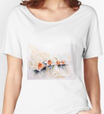 Dancing Daffodils Relaxed Fit T-Shirt