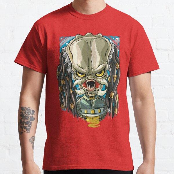 Pop Culture Caricature #23 - Predator Classic T-Shirt