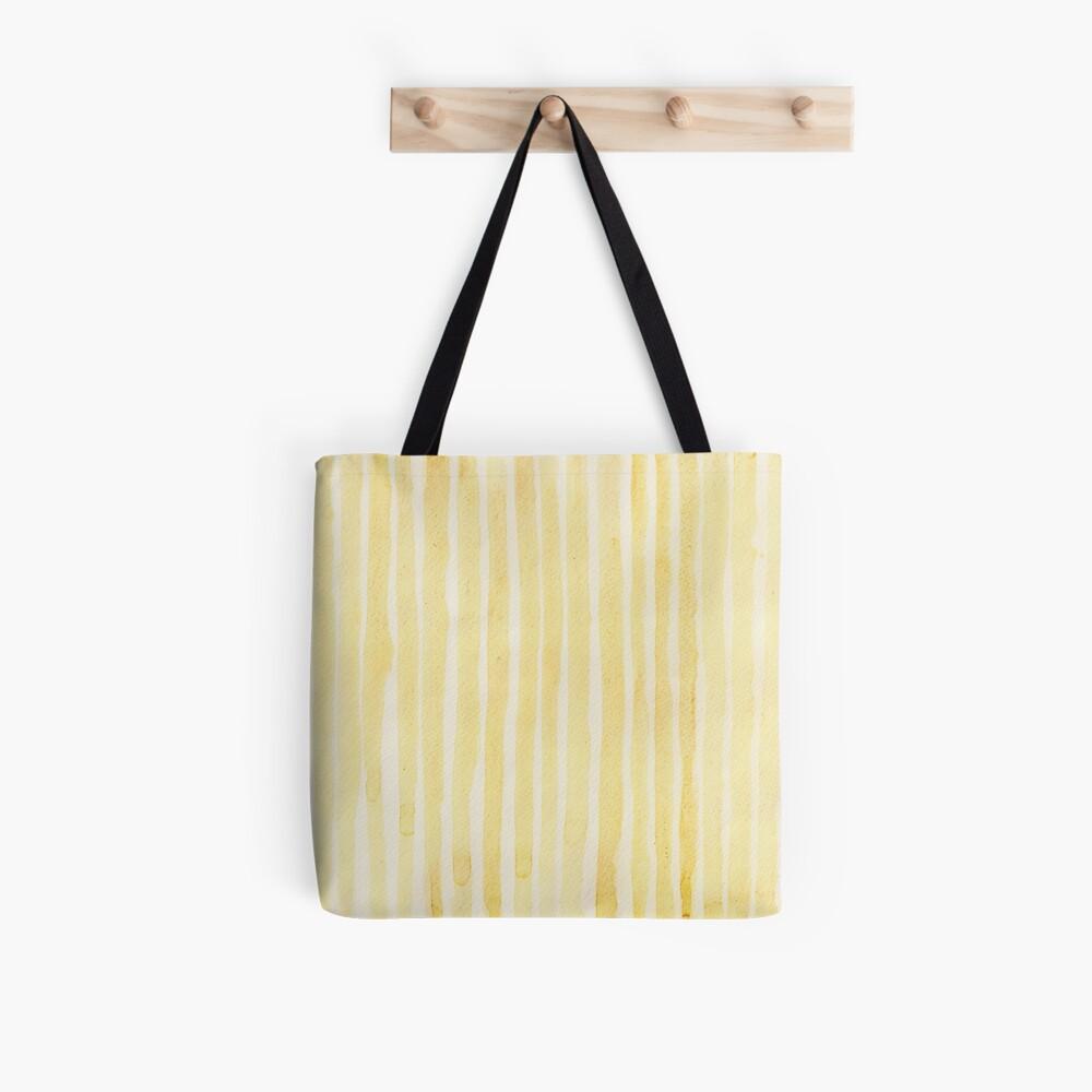 SAFFRON'S STRIPE Tote Bag