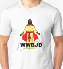 What Would Black Jesus Do T-Shirt