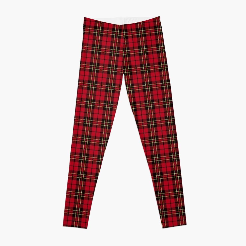 Brodie tartan clan scotland Leggings
