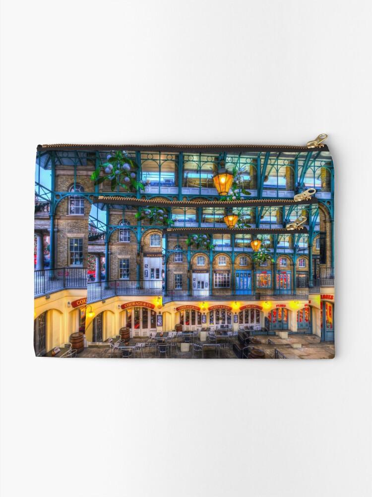 Alternative Ansicht von Der Schlag und Judy Pub Covent Garden Täschchen