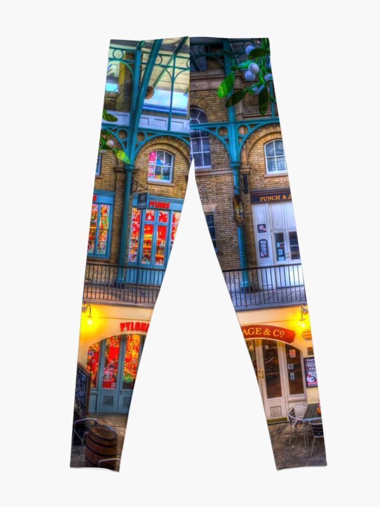 Alternative Ansicht von Der Schlag und Judy Pub Covent Garden Leggings