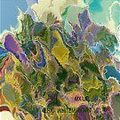 ( MIX UP )  ERIC WHITEMAN  ART  by eric  whiteman