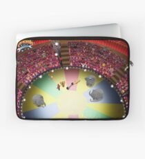 Circus ring gasping Laptop Sleeve