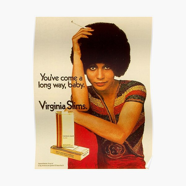 Bad A$$ Black Woman Poster