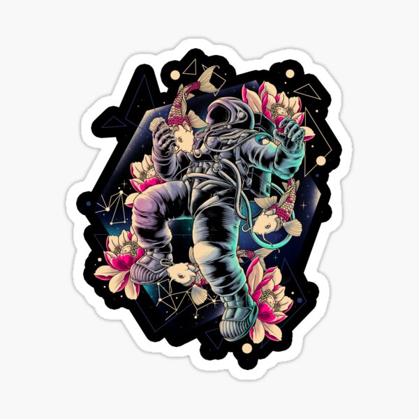 Deep Space Sticker
