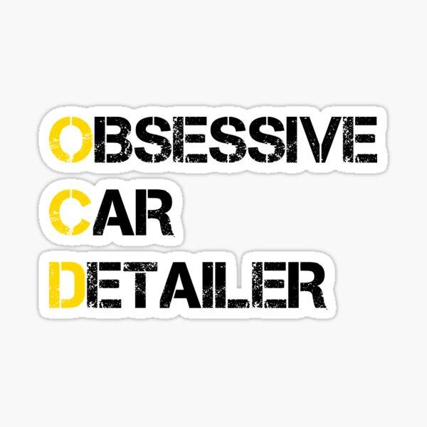 Car Detailing T-Shirt Car Wash Tee For Car Detailer Polisher  Sticker