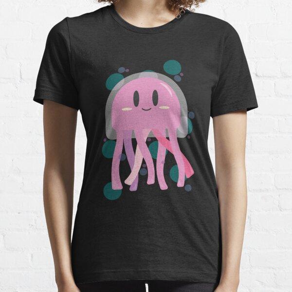 Funny cute jellyfish kids bathing fun sea holiday Essential T-Shirt