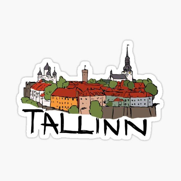 Tallinn Sticker