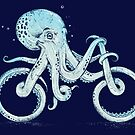 octopus bicycle by ALAN MAIA