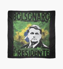 Bolsonaro Presidente do Brasil Scarf