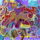 ( COLD )   ERIC WHITEMAN ART  by eric  whiteman