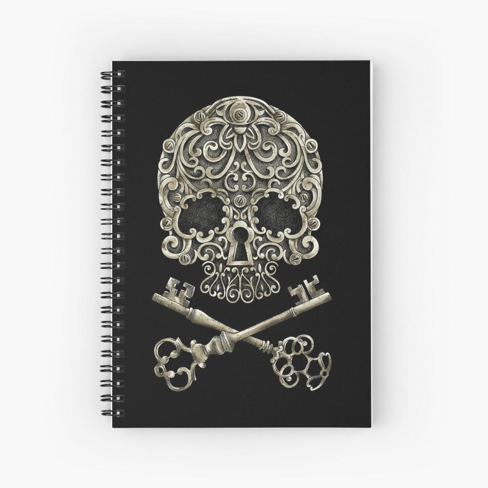 secrets Spiral Notebook