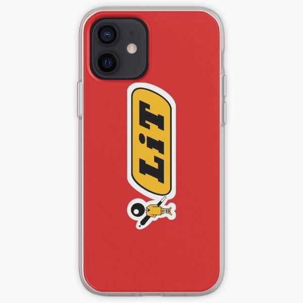 It's Lit iPhone Soft Case
