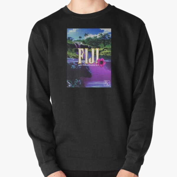 Purple Dream Pullover Sweatshirt