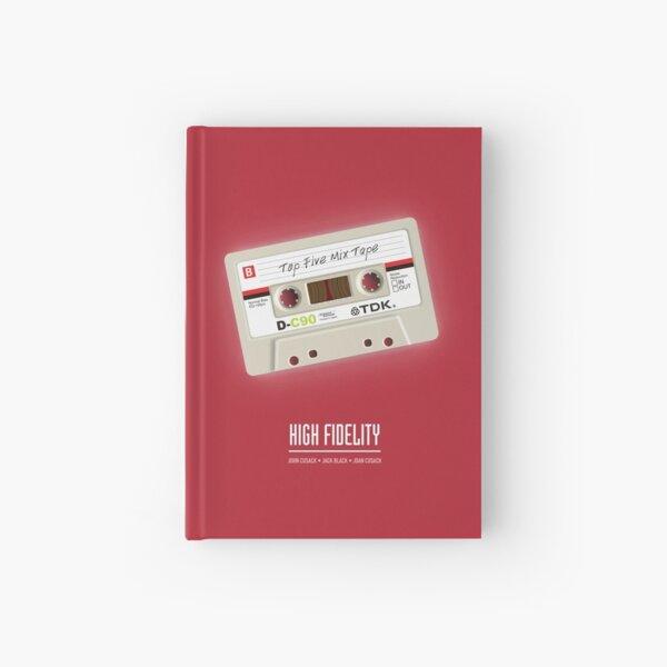 High Fidelity - Alternative Movie Poster Hardcover Journal