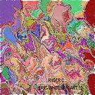 ( ANGER C  )  ERIC  WHITEMAN ART   by eric  whiteman
