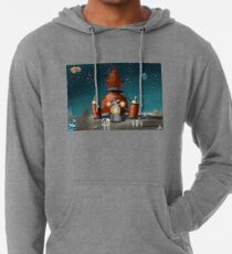 Hannah goes to the Moon Lightweight Hoodie